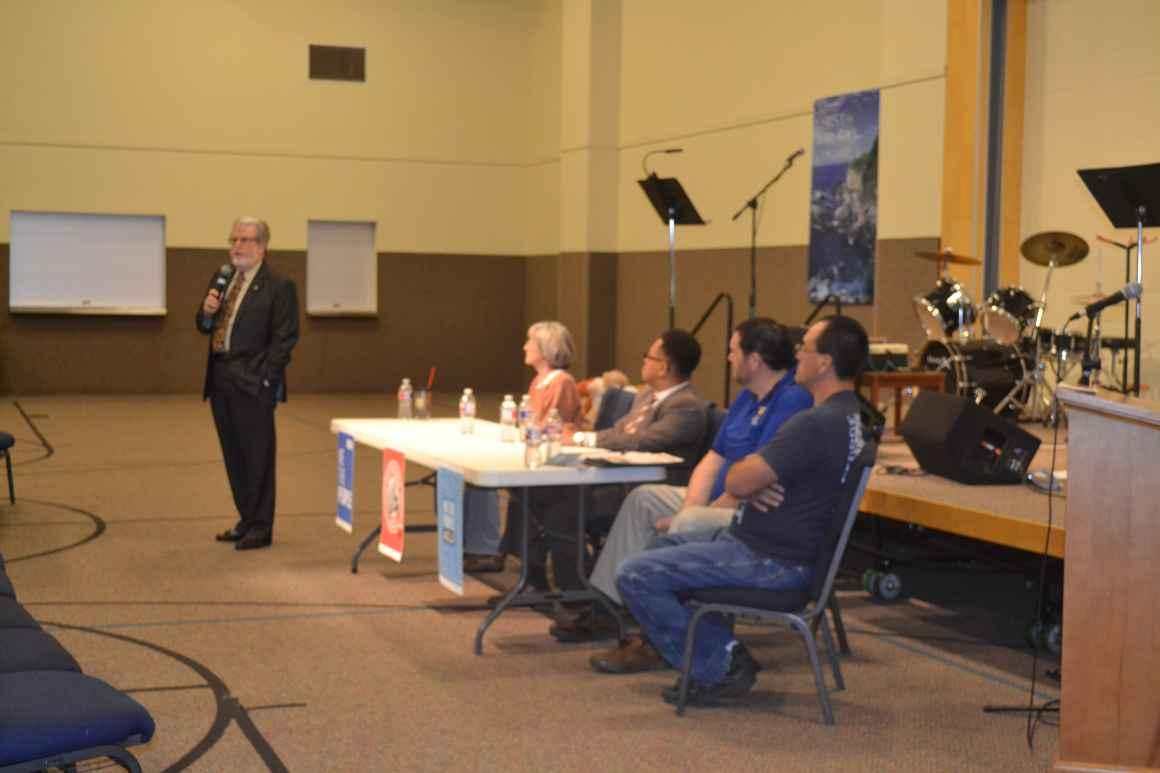 Senator Roger Thompson 2018 Community Conversation