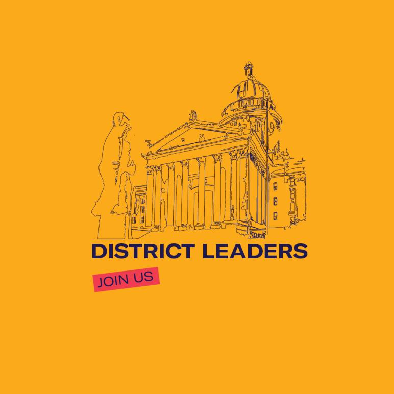 Legislative District Leaders
