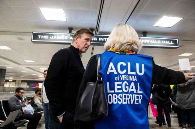 ACLU Legal Observer