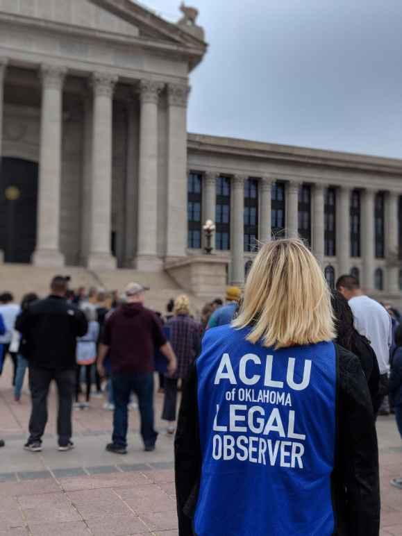 ACLUOK Legal Observer