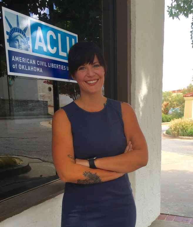 Allie Shinn Director of External Affairs