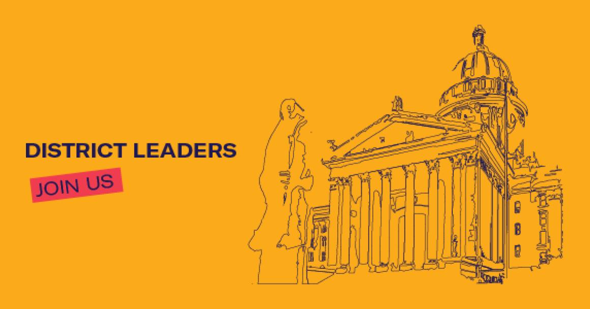Become Legislative District Lead
