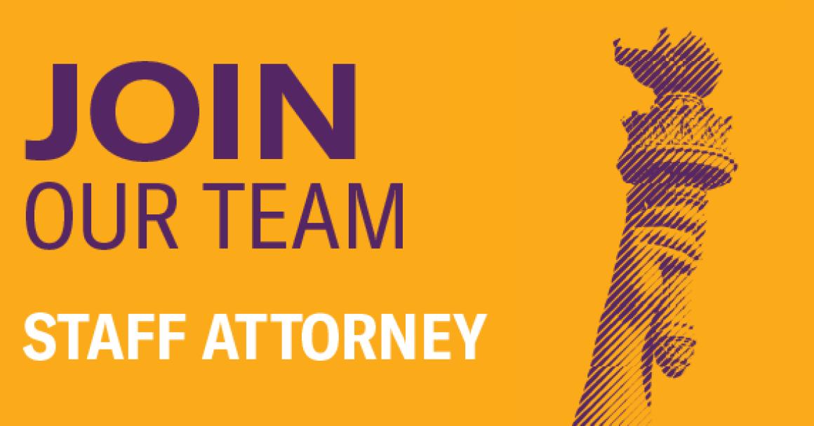Staff Attorney